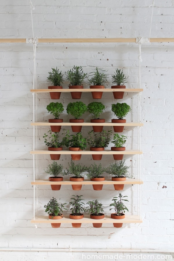 Diy Wall Hanging Garden