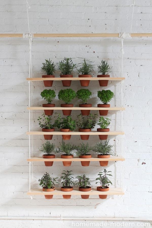Diy Wall Hanging Garden