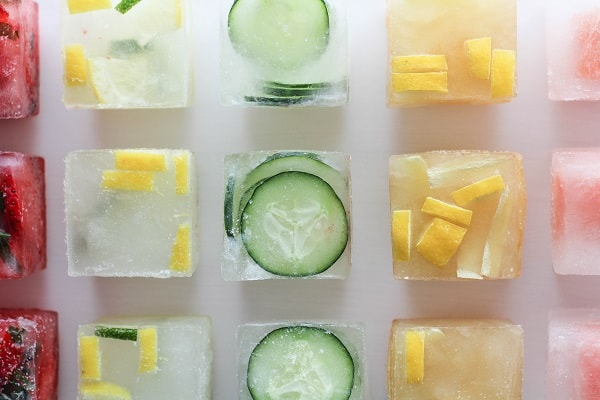 how to freeze cucumber and make different recipes