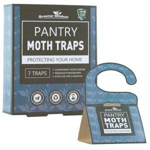 Greener Mindset Pantry Moth Traps