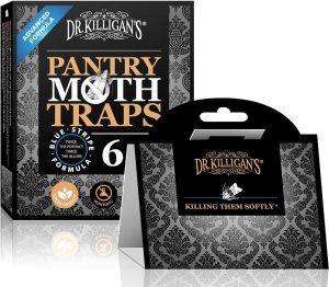 Premium Pantry Moth Traps with Pheromones Prime