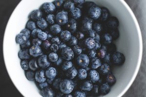 Freezing Blueberries Without Getting Mushy
