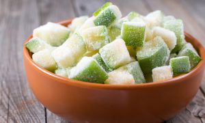 Freezing Zucchini in the Best Way