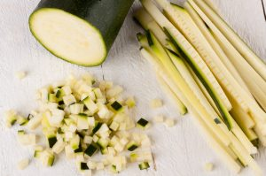 How Can You Prepare Zucchini for Freezing