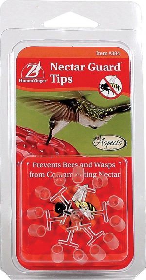Nectar Guard Tips
